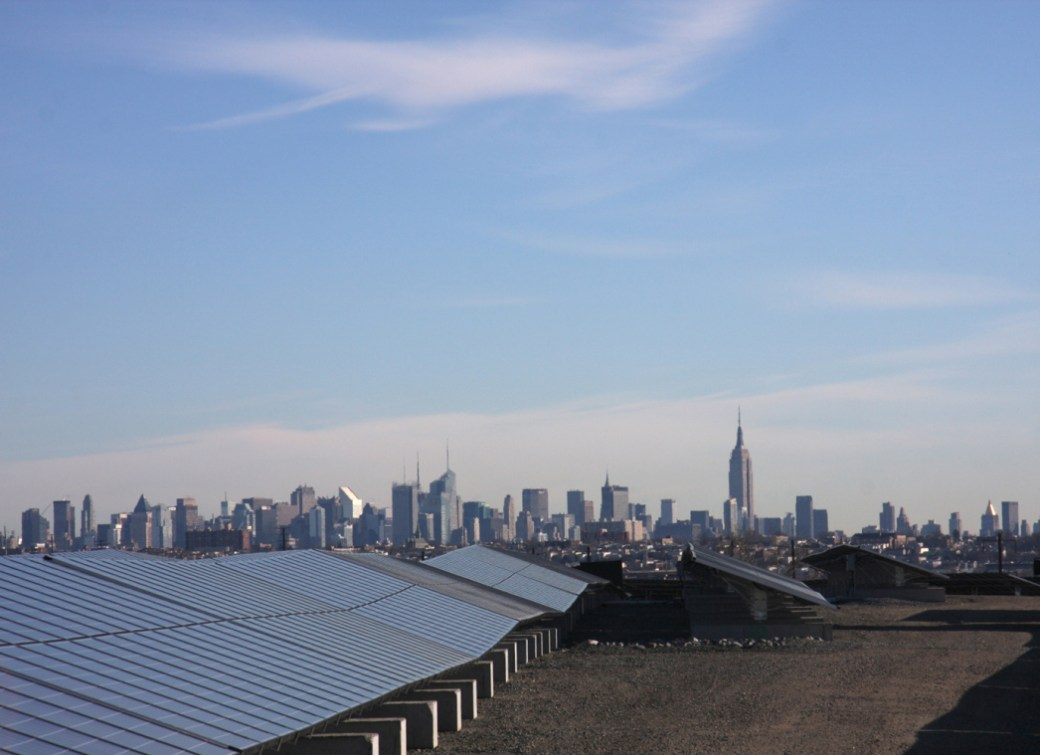 Is New Jersey a Green State?