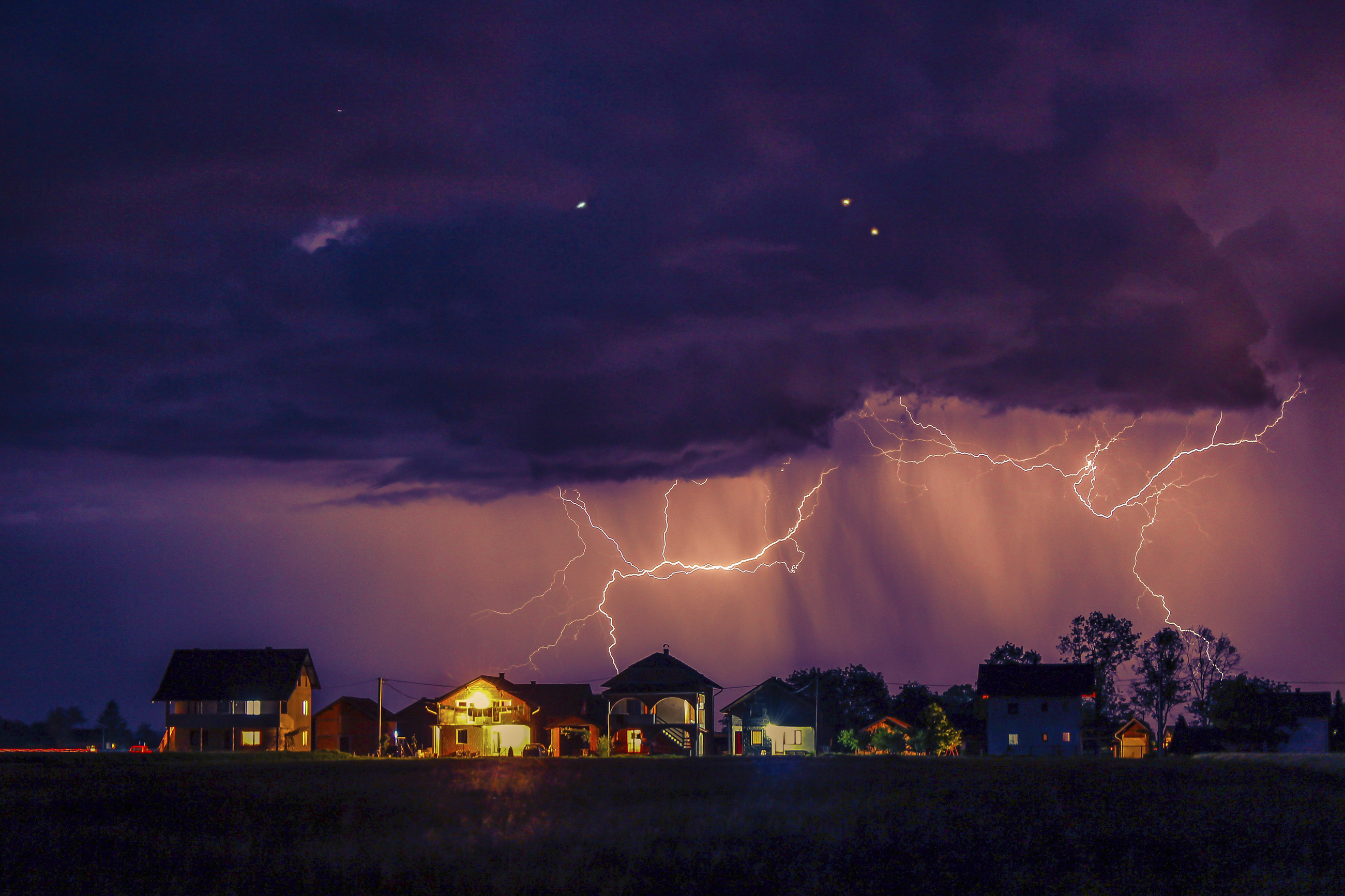 During Severe Storms, Falling Tree Limbs, Lightning Strikes And High Winds  Can Wreak Havoc On The Electric Distribution Grid. With Widespread Outages  ...