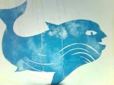 baleine gravure