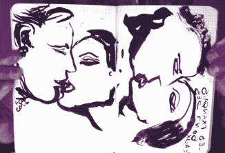 baiser saphique