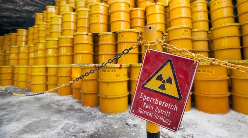Что делать с ядерными отходами?
