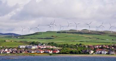 Шотландия перейдет на чистую энергию уже в ближайшие годы