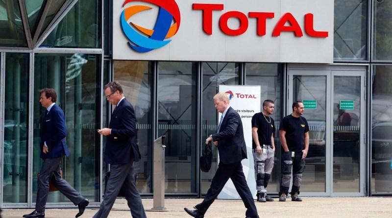 План Total по эмиссии не будет соответствовать целям Парижа