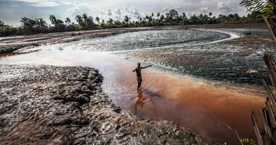 Очистка нефтяных разливов в Нигерии не имеет прогресса