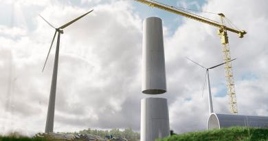 Строительство из дерева также радикально снижает выбросы углекислого газа, что позволяет нам предлагать энергию ветра, не зависящую от климата