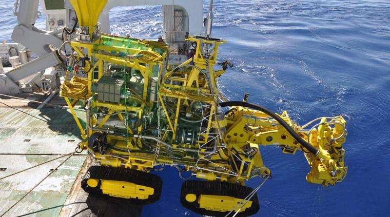 Может ли глубоководная добыча стать топливом для бума электромобилей?