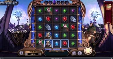 Новый слот от гемблинга Playtech - Battle Beast