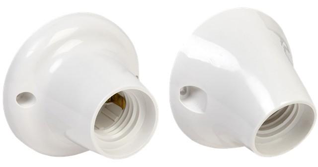 IEK® выпустила новые пластиковые электропатроны