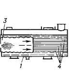 Жаротрубно-дымогарный паровой котел