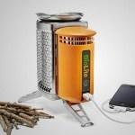Зарядное устройство на дровах