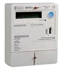 pay as you go electricity meter