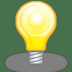 bulb yellow