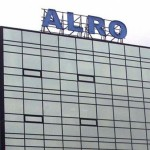 ALRO took on profits after three years of losses