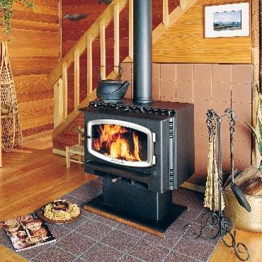 Lopi Cape Cod Wood Stove Energy House