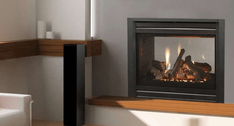 Wood Burning Or Gas Fireplace
