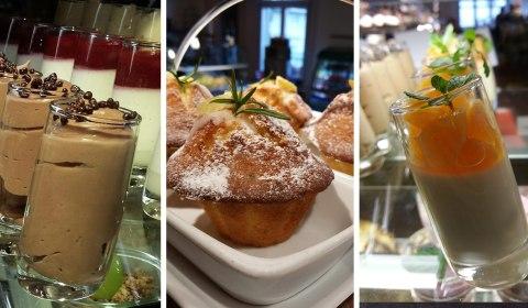 Kleine feine Desserts