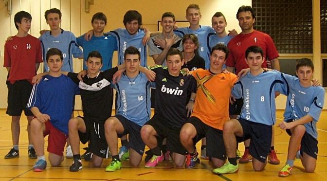 Aufbautraining FC-Wiedikon 2013
