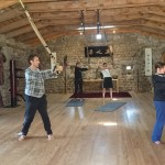 Suspension Trainer, Qigong & Selbstverteidigungs Retreat 2015