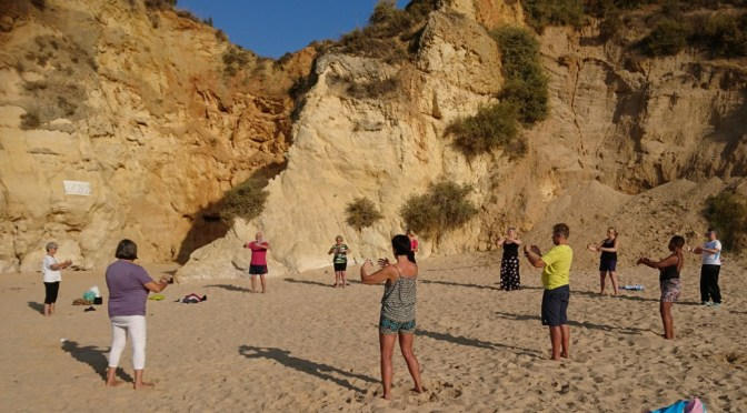 Qigong Taiji Retreat in Portugal Algarve 2019
