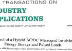 Control of Hybrid AC/DC Microgrid