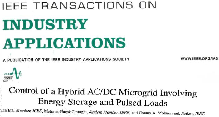 Hybrid AC/DC