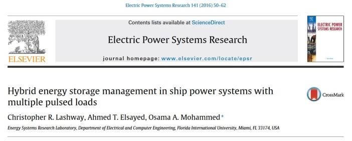 Hybrid Energy Storage