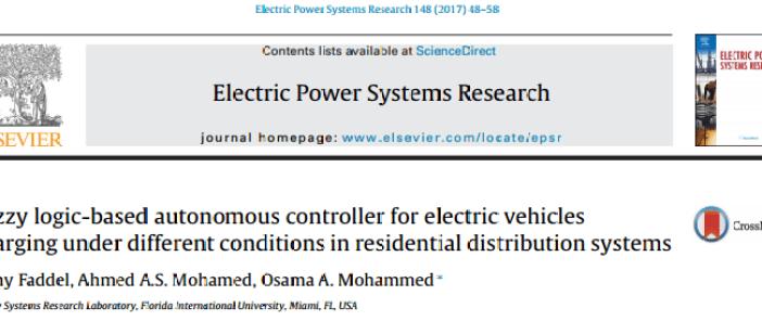 Autonomous controller