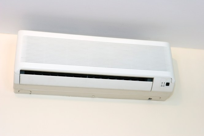 A Ductless Mini Split Air Conditioner Is One Solution To Cooling Part Of House