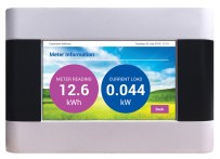 Energy Billing's vThree meter information screen.