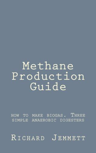 Cover methane digester book