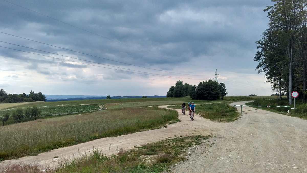 На роверах до Жешова (42грн + 35 PLN)