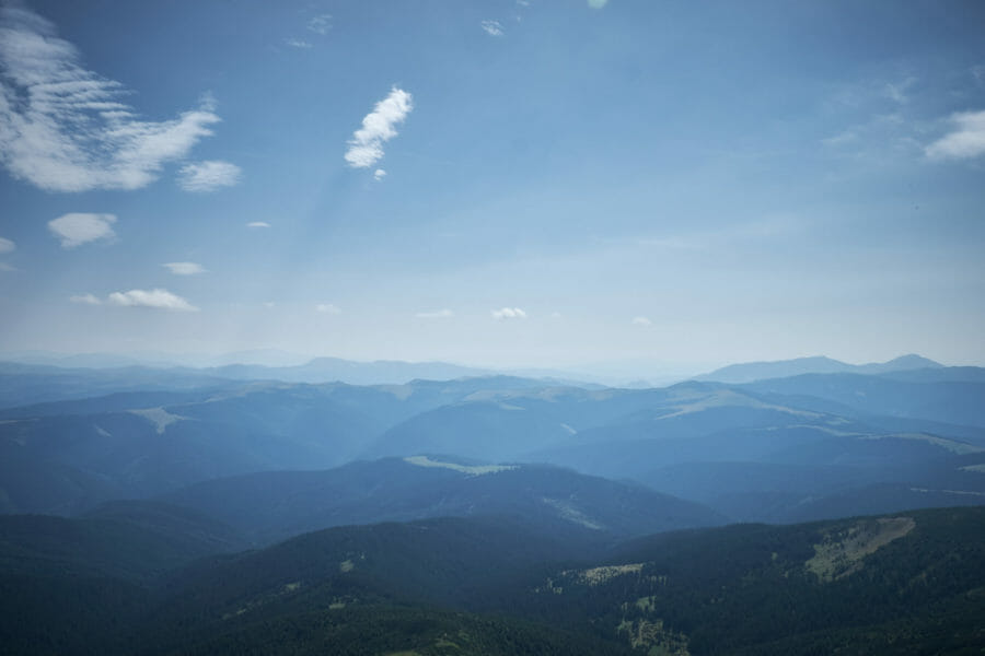 Верховина та Піп-Іван Чорногірський (2 028 м)