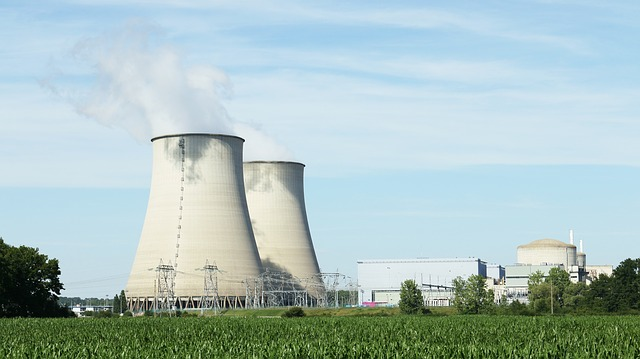 Nuclear plants uses nuclear energy