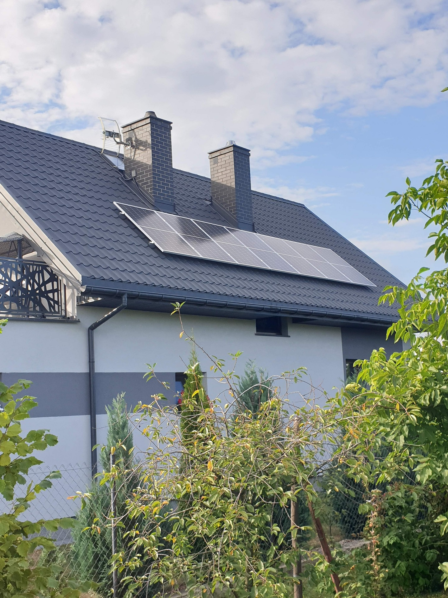 Instalacja 4.68 kWp Dobrzyniówka