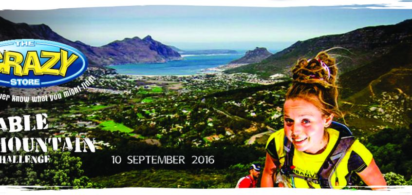 The Crazy Store Table Mountain Challenge 2016