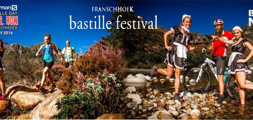 Bastille MTB – Route Info.