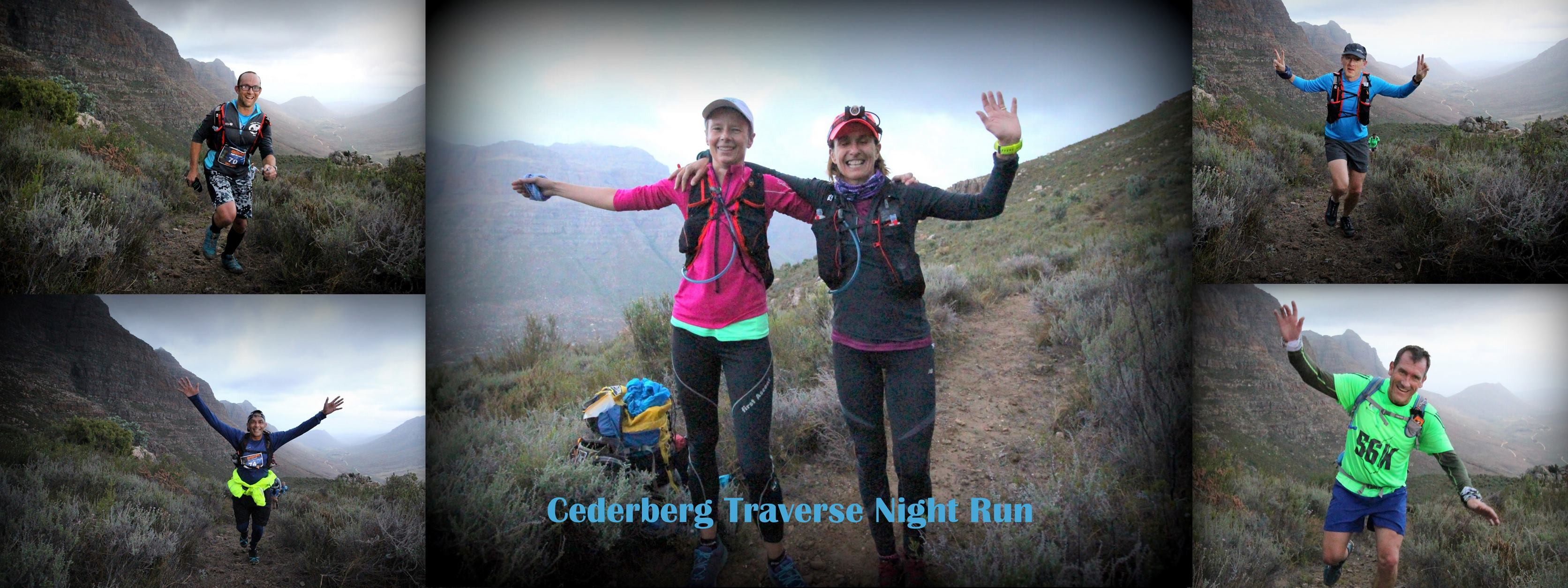 Cederberg Night Marathon presented by Cederberg Wines 2017 – Results and Photos.