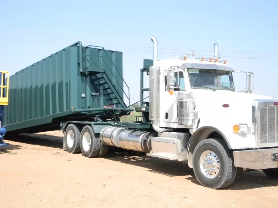 Winch Truck