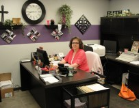 Tisha Hamilton | office manager | Winch Trucks
