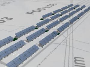 Solarparkplatz Konzepte