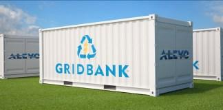 Gridbank: Großspeicher für Batterieparks und mehr...