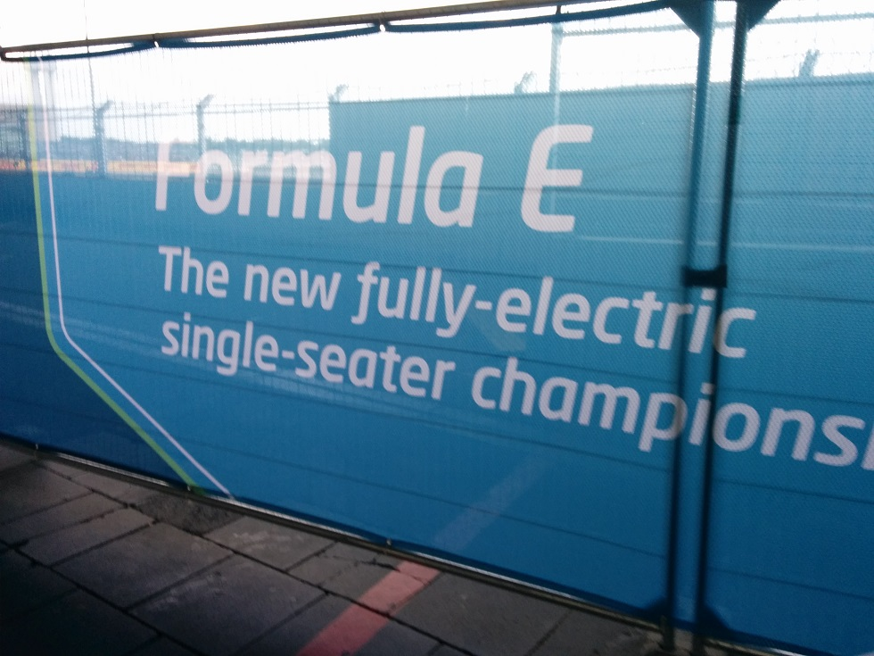 Formel E in Berlin Mai 2015