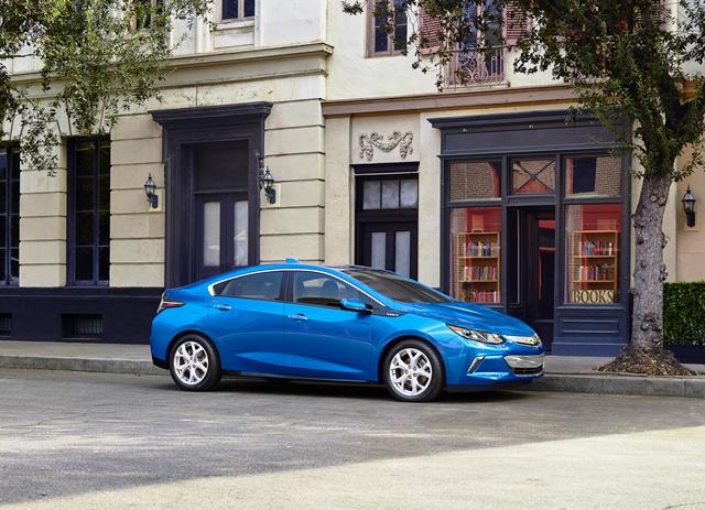 Chevrolet Volt Bilder Preis Reichweite Und Tests Energyload