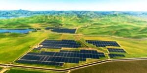 größte Solaranlage der Welt entsteht in China