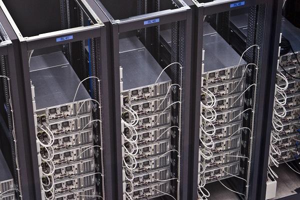 Blockchain benötigt hohe Rechenpower