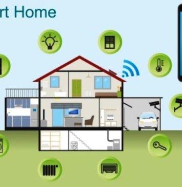 smart-home-applikationen