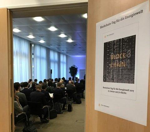 Blockchain-Tag für die Energiewelt 2017 1