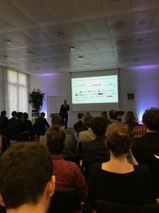 Blockchain-Tag für die Energiewelt 2017 Vortrag