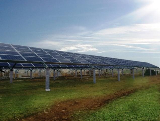 Schletter Gewachshaus Pv Anlagen In China Verbaut Energyload