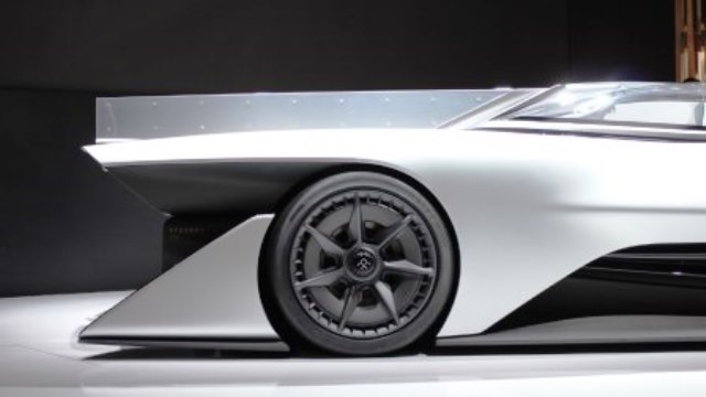 Faraday Future Elektroauto